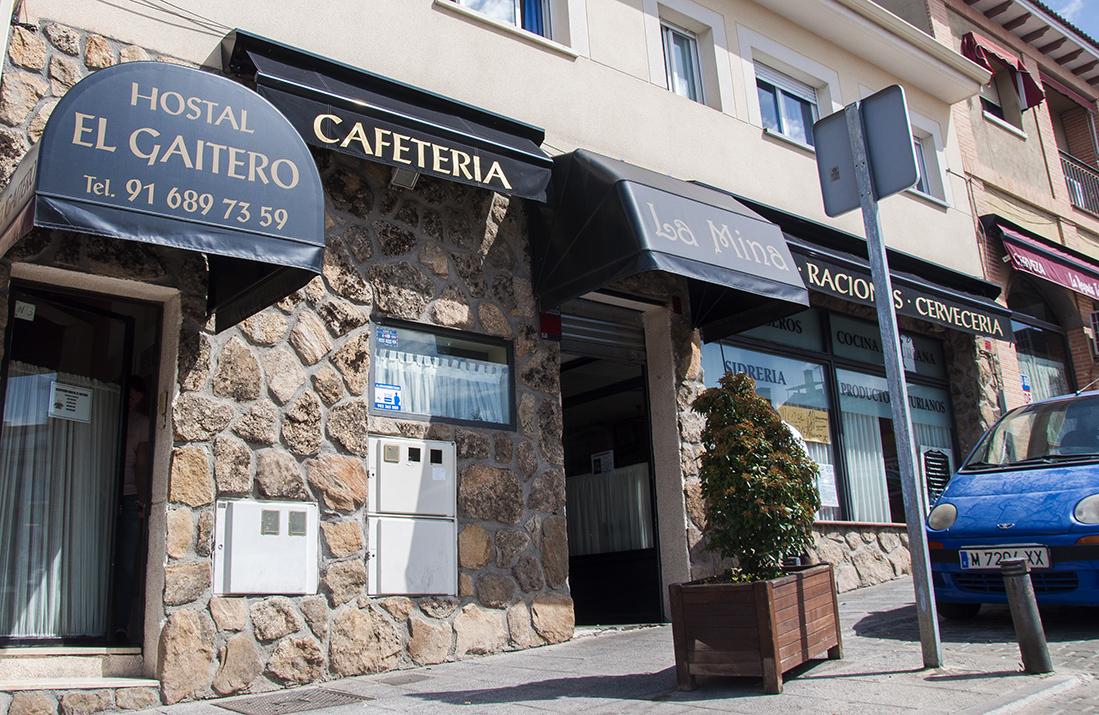 """Restaurante Sidrería """"La Mina"""""""